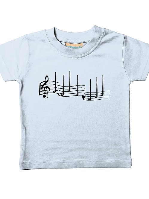 Rhythm Stick! Cool, Babies Field Hockey T-Shirt
