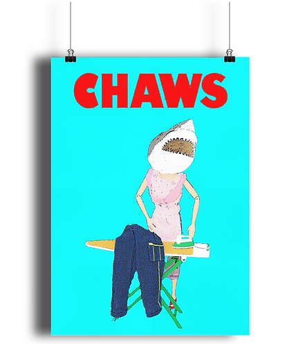 Chaws Poster