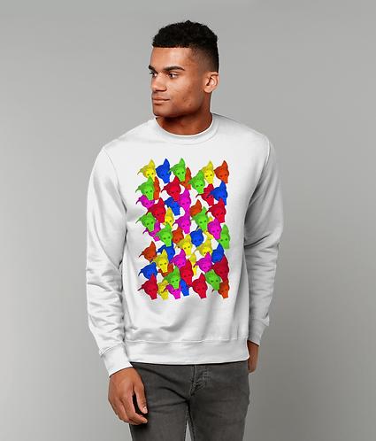 50 Shades of Gay! Funny Gay Sweatshirt