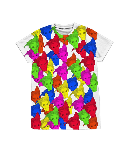 50 Shades of Gay! Funny, Gay Sublimation T-Shirt!