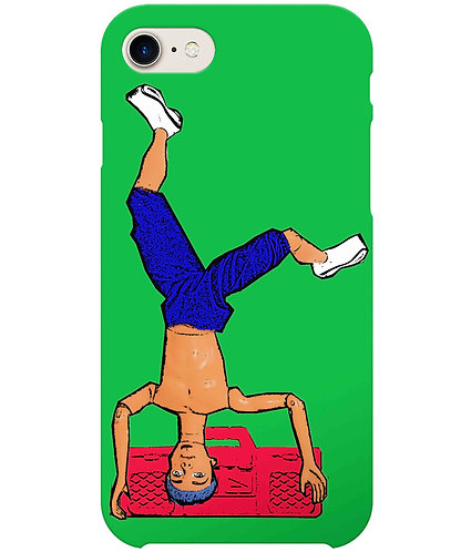 Breakdancing i-Phone Case