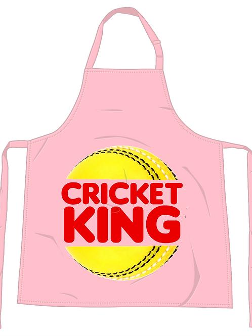 Cricket King Apron