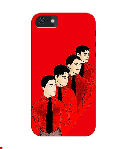 Kraftywerk iPhone Case
