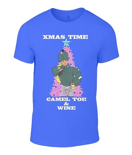 Camel Toe & Wine T-Shirt