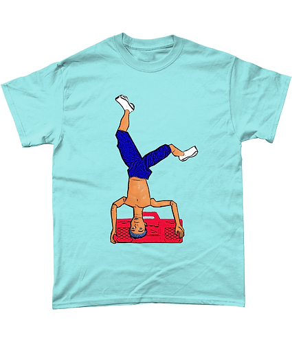 Breakdancing! Funny Men's T-Shirt