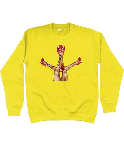 Scissor Sisters LGBT/Lesbian Sweatshirt
