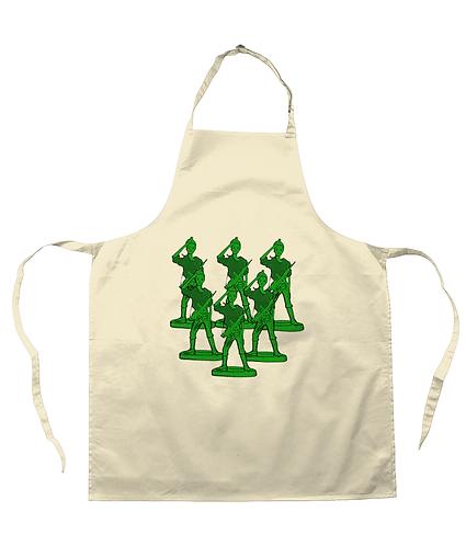 Dolly Army, Funny Apron!