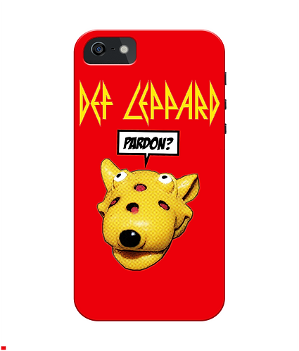 Def Leppard iPhone Case