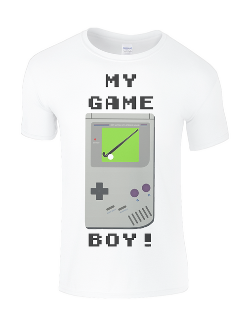 Hockey Is My Game Boy Kids Field Hockey T-Shirt