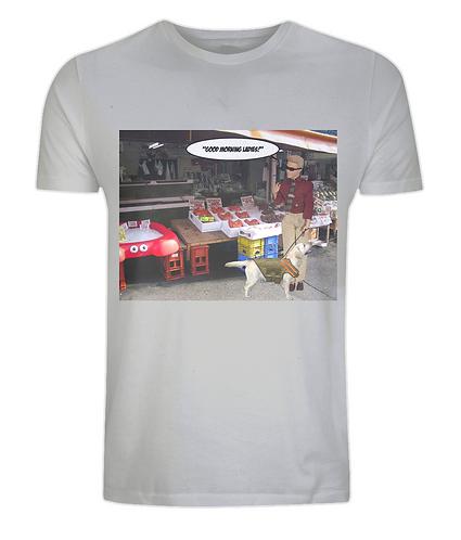 Good Morning Ladies T-Shirt