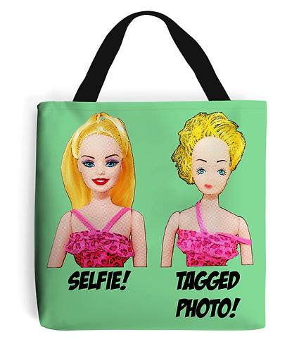 Selfie Tote Bag