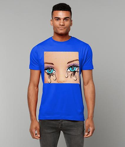 Tears! Cool Pop Art T-Shirt