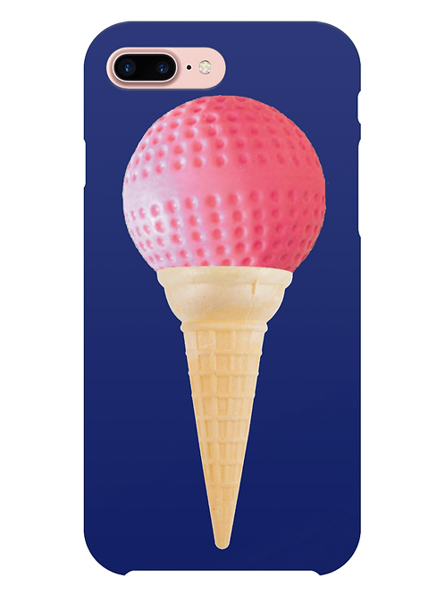 Field Hockey Ice Cream i-phone case
