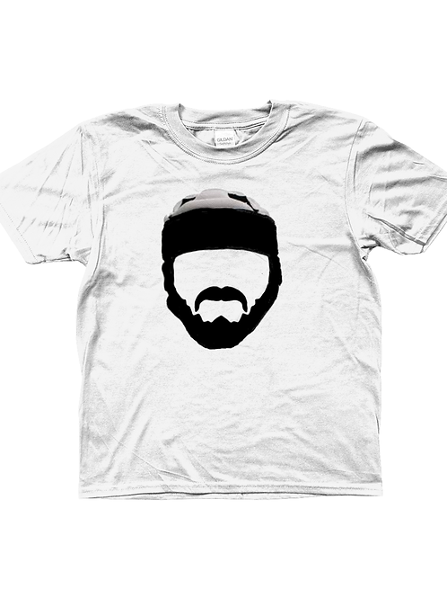 Rugby Hipster! Funny, Kids Rugby T-Shirt