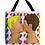 Thumbnail: Rainbow Sweethearts, Gay Tote Bag