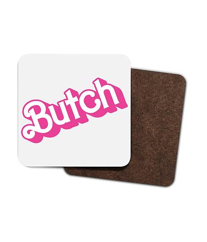 4 x Lesbian/Gay Drinks Coasters! Butch!