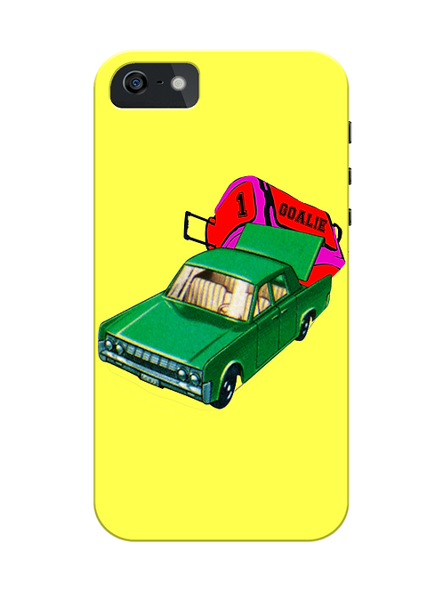 GK Car Field Hockey i-phone case