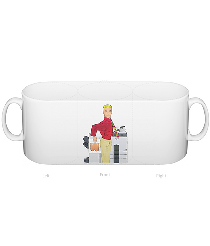 Photocopier Mug
