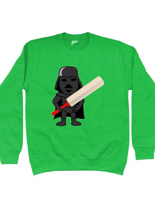Darth Cricket! Cricket Sweatshirt