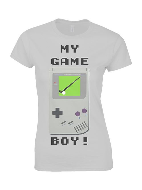 My Game Boy Ladies T-Shirt