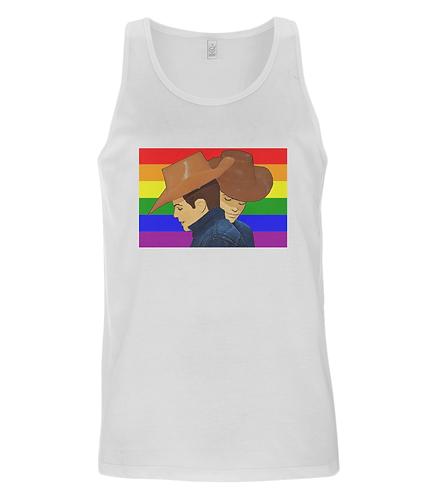 Gay Pride, Brokeback Mountain Tank Top
