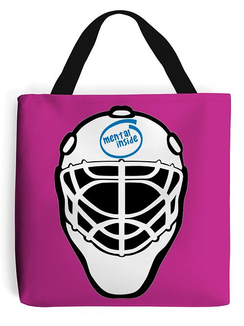 Mental Inside Field Hockey Tote Bag