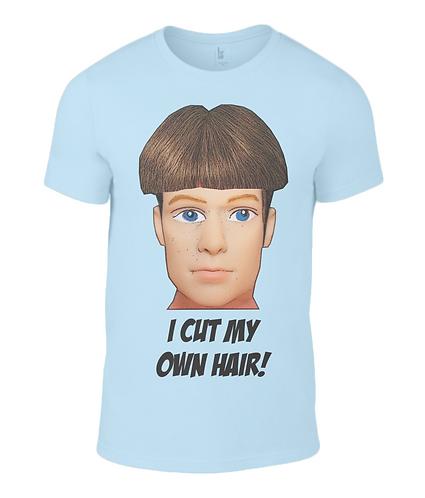 I Cut My Own Hair Men's T-Shirt