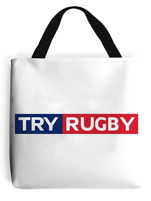 Try Rugby Tote Bag