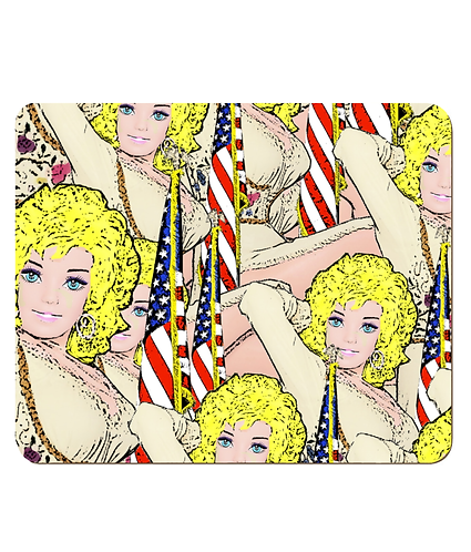 4 x Good Golly, There's Loads of Dolly's Place Mats