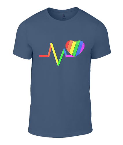 #LoveWins Pulse Men's T-Shirt