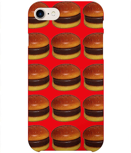 Hamburger Heaven i-Phone Case