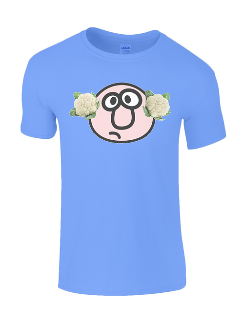 Cauliflower Ears Mens T-Shirt