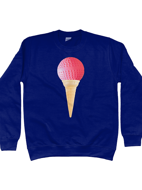 Ice Cream Kids Field Hockey Sweatshirt