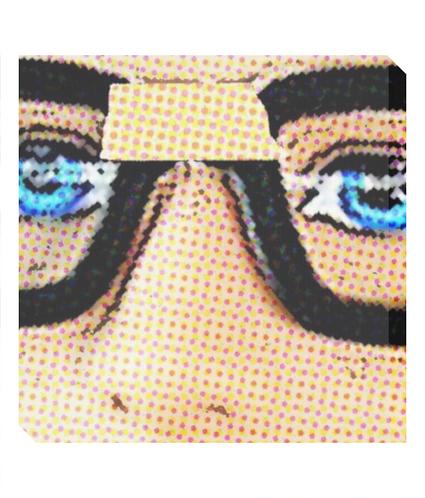 Through The Eyes Of A Geek Canvas