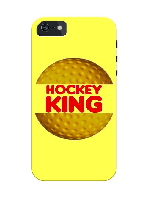 Hockey King Field Hockey i-phone case
