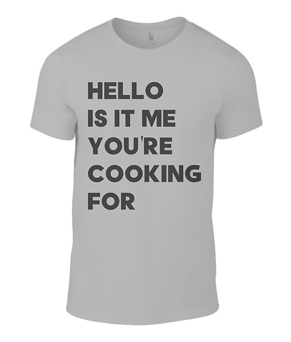 Hello Is It Me You're Looking For Men's T-Shirt