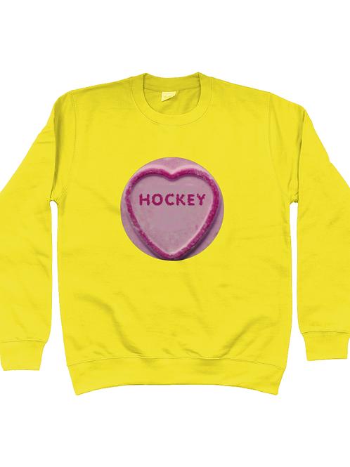 Hockey Loveheart Kids Field Hockey Sweatshirt
