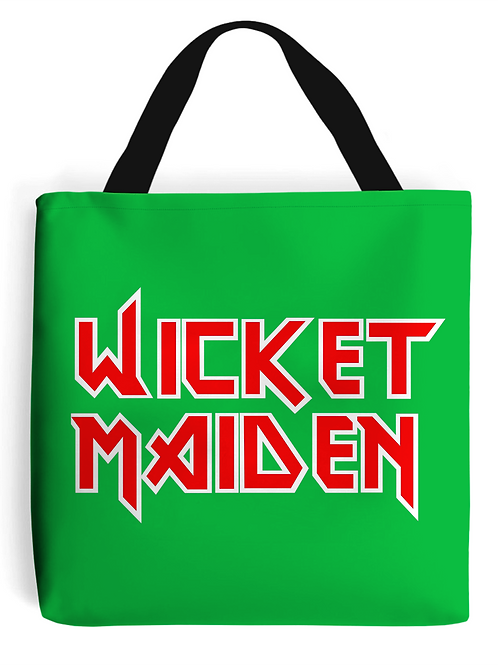 Wicket Maiden Tote Bag