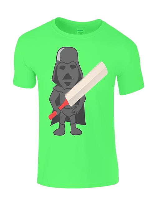Darth Cricket Kids T-Shirt