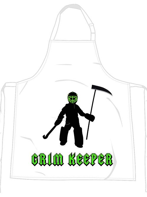 Grim Keeper Apron