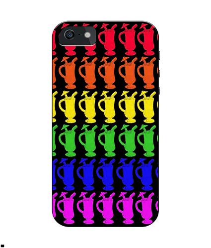 Cocktail Rainbow iPhone Case