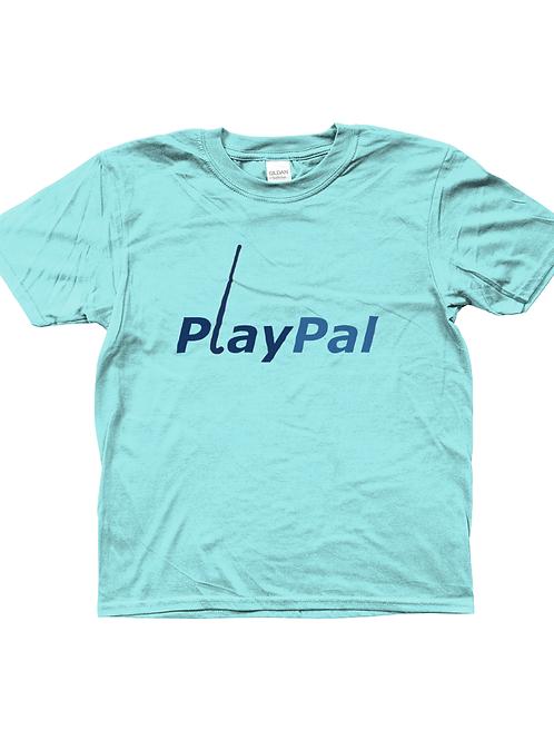 Play Pa! Funny, Kids Field Hockey T-Shirt
