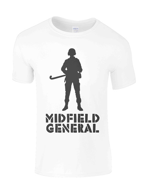 Midfield General Kids Field Hockey T-Shirt