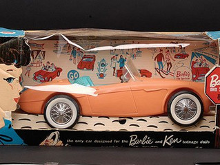 10 Epic Barbie Cars!