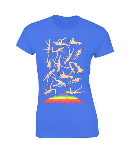 It's Raining Men, Funny Ladies T-Shirt