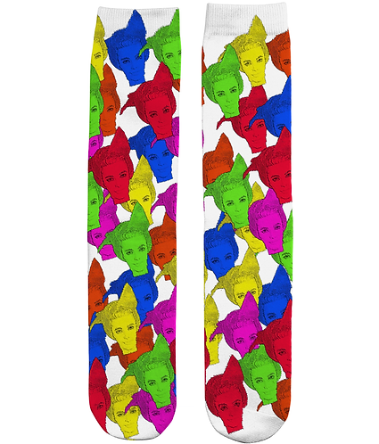 50 Shades of Gay! Funny, Gay Tube Socks!