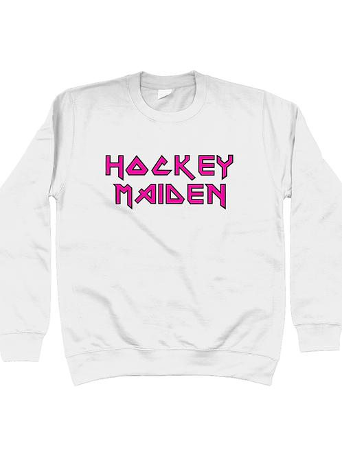 Hockey Maiden! Kids Field Hockey Sweatshirt