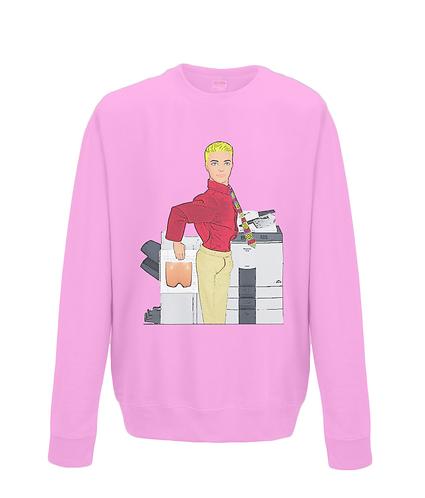 Trouble at Photocopier Sweatshirt