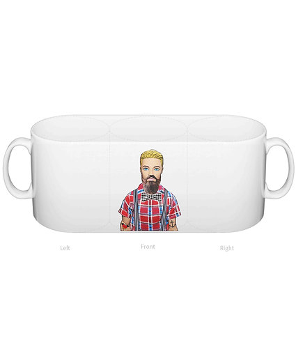 Hipster Mug
