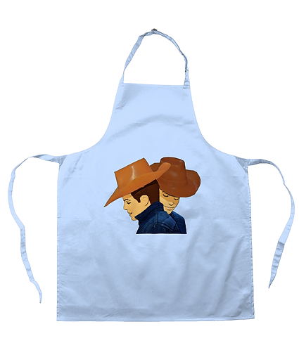 Brokeback Mountain Apron